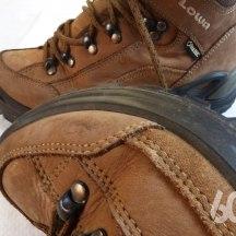 Détails chaussures